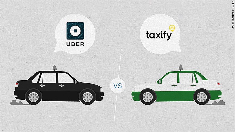 TAXIFY IS BEATING UBER IN LAGOS - TECH CABAL - :::The