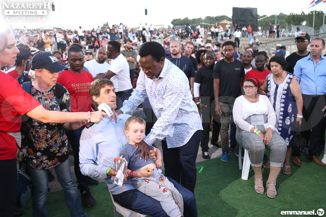 T B  JOSHUA LANDS ON MOUNT PRECIPICE!!! HOW THE NIGERIAN