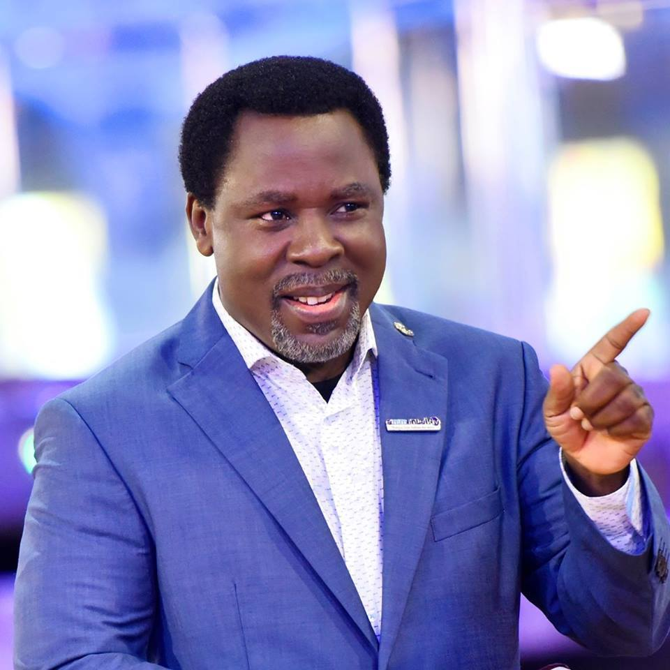 DAY OF DUMBFOUNDING MIRACLES AS T B  JOSHUA'S EMMANUEL TV