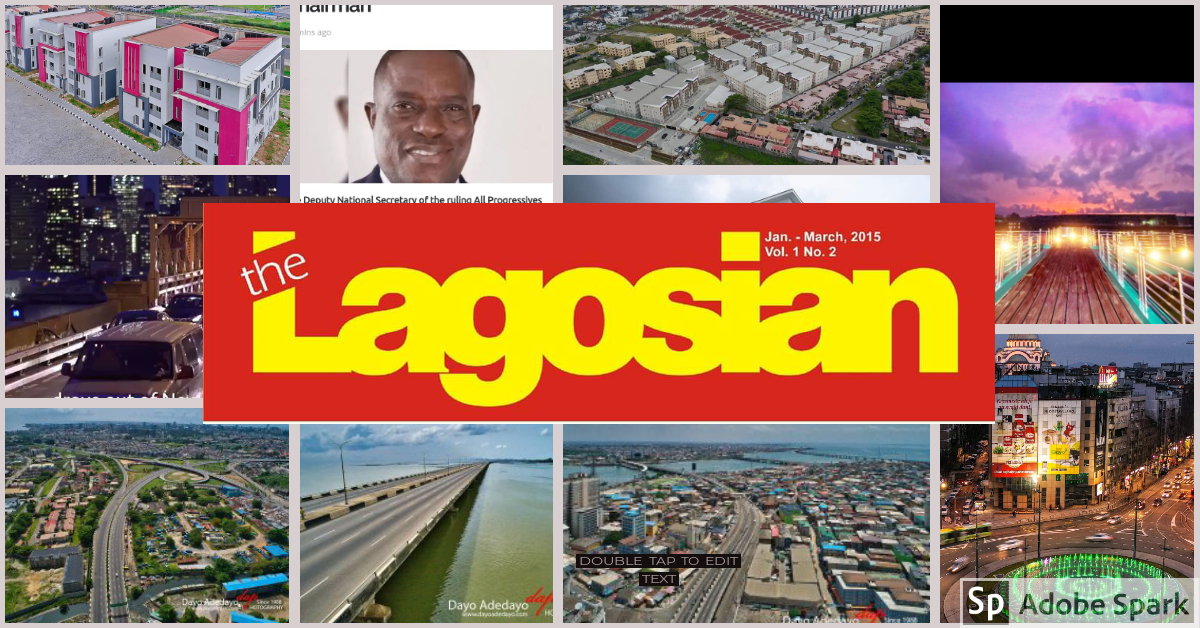 THE LAGOSIAN MAGAZINE